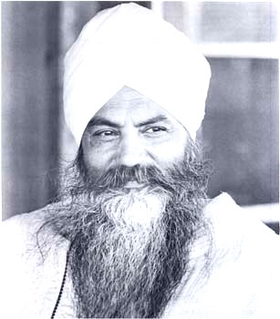 Our founder the Siri Singh Sahib Yogi Bhajan
